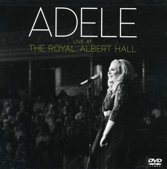 Live at the Royal Albert Hall (DVD+CD)