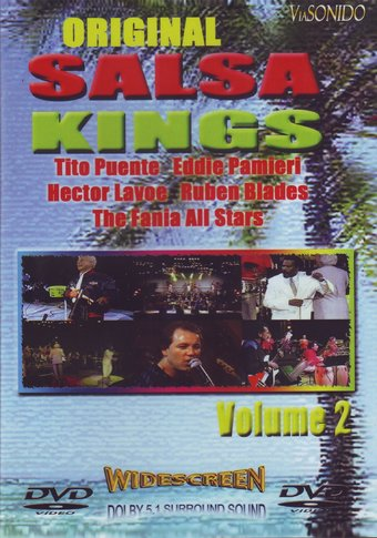 Original Salsa Kings Volume 2