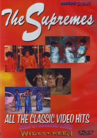 Supremes - All the Classic Video Hits