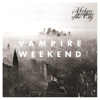 Modern Vampires Of The City (White Vinyl)