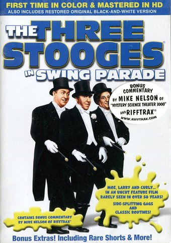 The Three Stooges - Swing Parade (Includes
