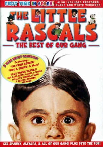 The Little Rascals - The Best of Our Gang