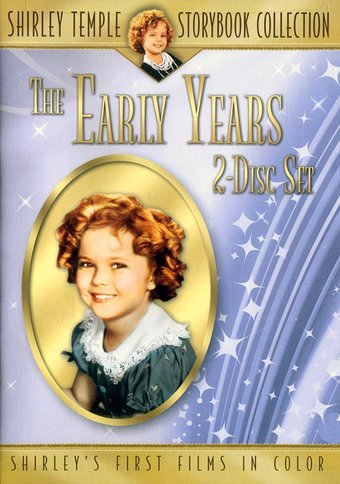 Shirley Temple - Early Years, Volumes 1 & 2
