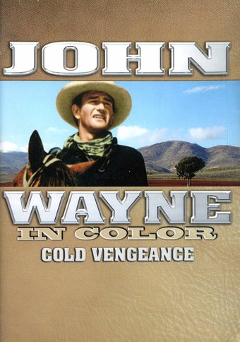 John Wayne - In Color: Cold Vengeance (aka Dawn