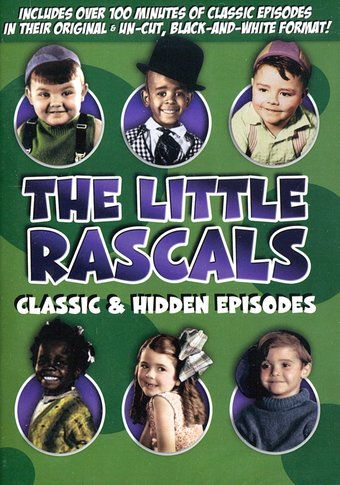 The Little Rascals - Classic & Hidden Episodes