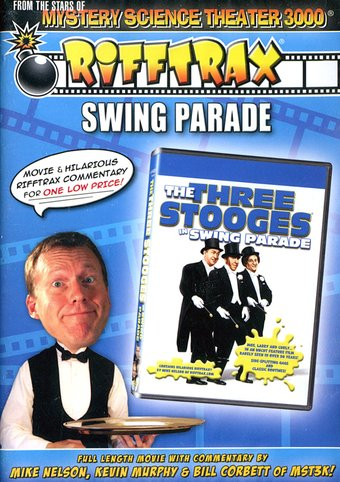 Rifftrax - The Three Stooges: Swing Parade