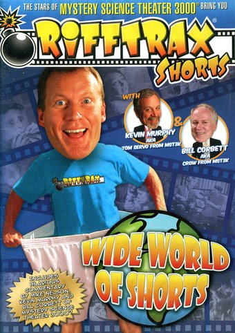 Rifftrax - Rifftrax Shorts: Wide World of Shorts