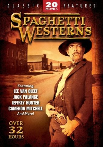 Spaghetti Westerns - 20 Movie Pack (5-DVD)