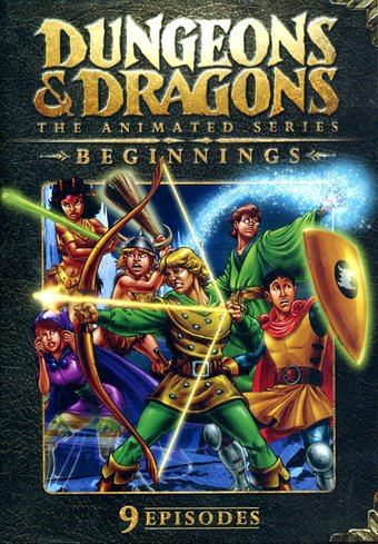 Dungeons & Dragons (Animated Series) - Beginnings