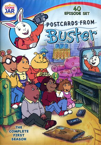 Postcards from Buster - Complete Season 1 (4-DVD)