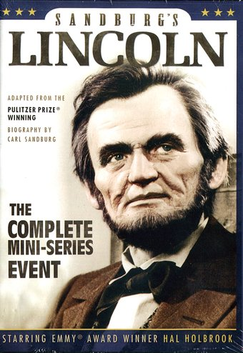 Sandburg's Lincoln: The Complete Mini-Series Event