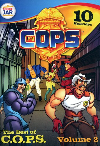 Cops - The Best of C.O.P.S. - Volume 2