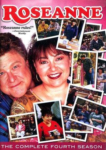 Roseanne - Complete 4th Season (3-DVD)