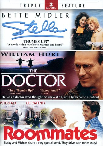 Stella / The Doctor / Roommates (2-DVD)