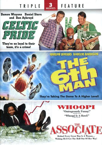 Celtic Pride / The 6th Man / The Associate (2-DVD)