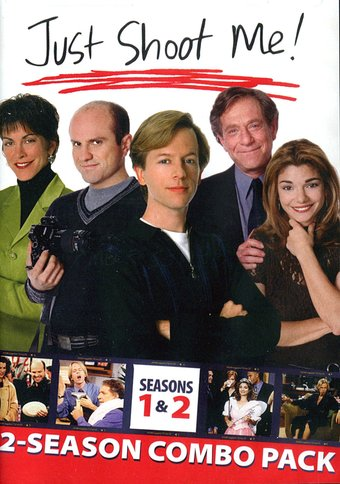 Just Shoot Me! - Seasons 1 & 2 (3-DVD)