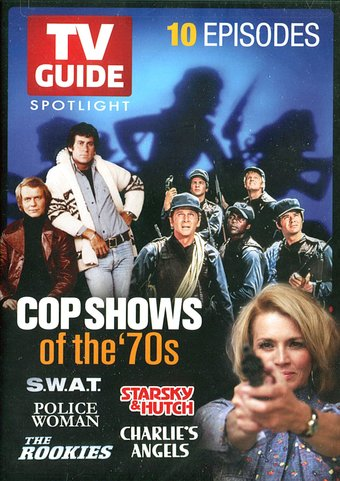 TV Guide Spotlight: Cop Shows of the '70s