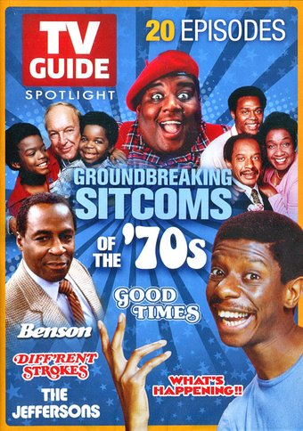 TV Guide Spotlight: Groundbreaking Sitcoms of the