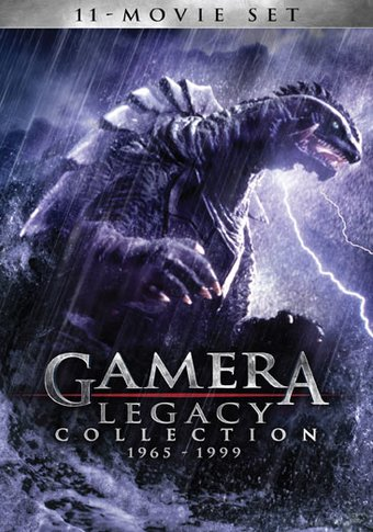 Gamera: Legacy Collection, 1965-1999 (4-DVD)
