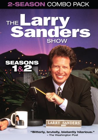 Larry Sanders Show - Season 1 & 2 (3-DVD)