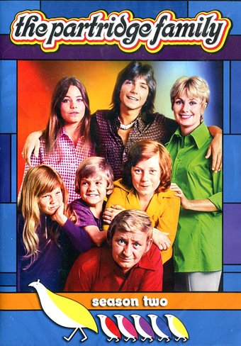 Partridge Family - Season 2 (2-DVD)