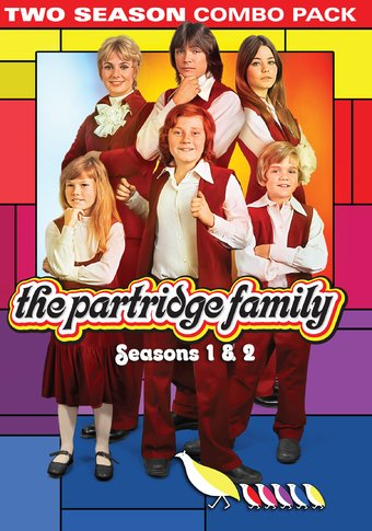 Partridge Family - Season 1 & 2 (4-DVD)