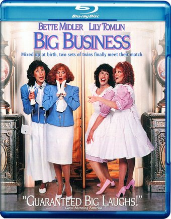 Big Business (Blu-ray)