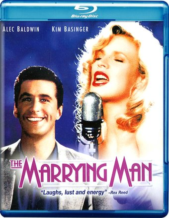 The Marrying Man (Blu-ray)