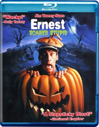 Ernest Scared Stupid (Blu-ray)