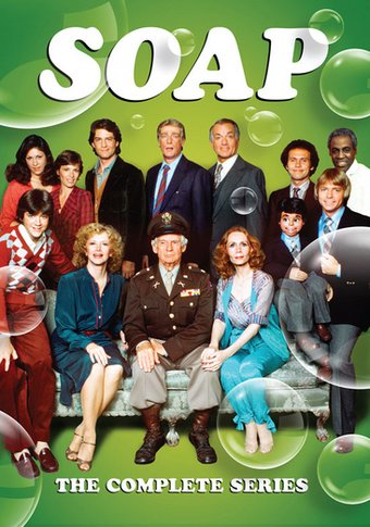 Soap - Complete Series (8-DVD)
