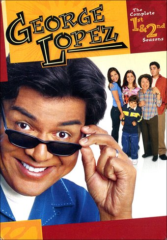 George Lopez - Complete Seasons 1 & 2 (4-DVD)
