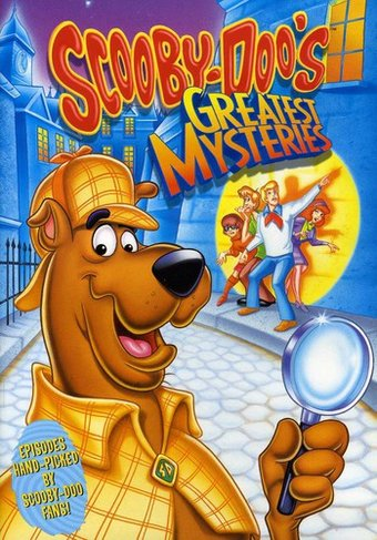 Scooby-Doo: Scooby-Doo's Greatest Mysteries (4