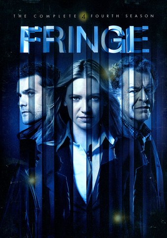 Fringe - Complete 4th Season (6-DVD)