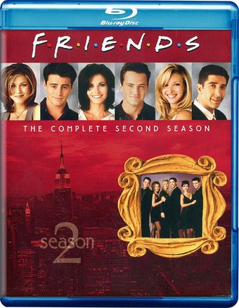 Friends - Complete 2nd Season (Blu-ray)