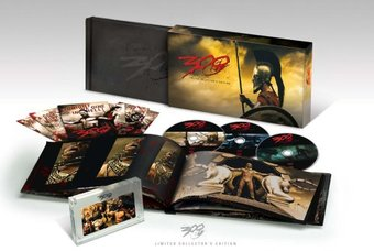 300 (3-DVD Limited Collector's Edition)