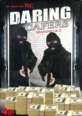 Daring Capers - Seasons 1 & 2 (4-DVD)