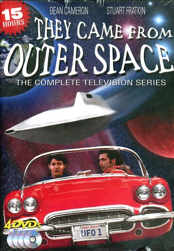 They Came From Outer Space - Complete Series