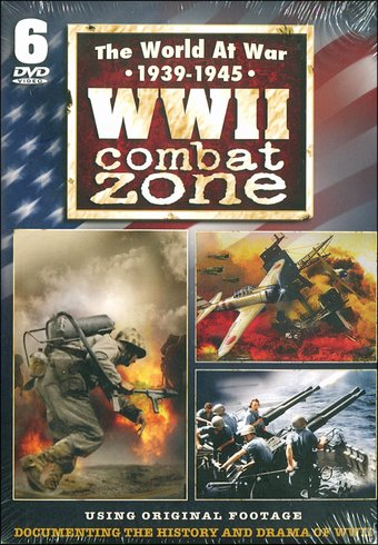 WWII Combat Zone: The World at War, 1939-1945