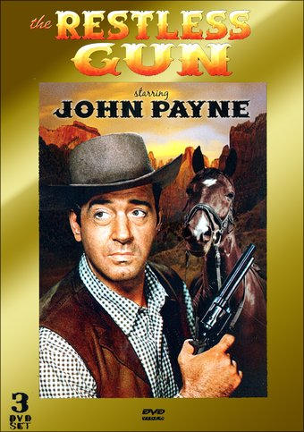 The Restless Gun (3-DVD)