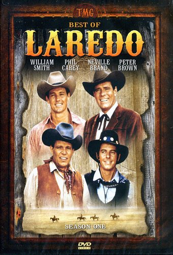 Laredo - Season 1: Best of - Volume 2 (5-Episode