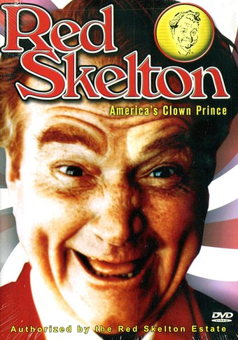 Red Skelton - America's Clown Prince: Live at the