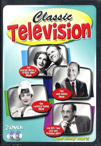 Classic Television (2-DVD)