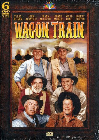 Wagon Train - 24-Episode Collection (6-DVD)