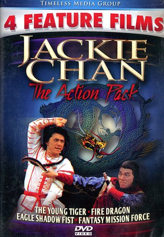Jackie Chan: Action Pack (The Young Tiger / Fire
