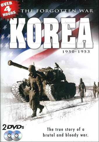 Korea - The Forgotten War (2-DVD)