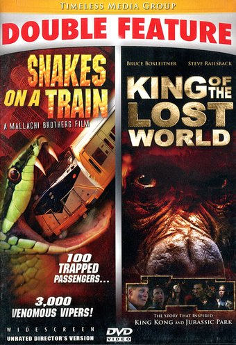 Snakes on a Train / King of the Lost World