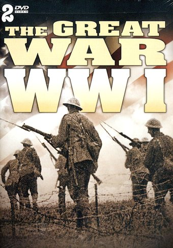 WWI - The Great War (2-DVD)