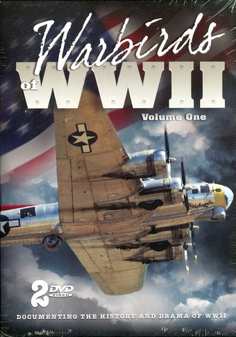 Warbirds of WWII, Volume 1 (2-DVD)