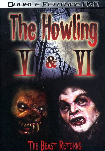 The Howling Double Feature: Howling 5 - The