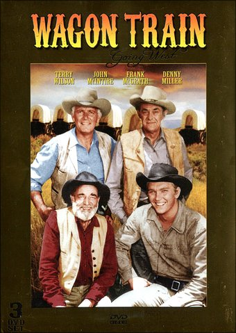 Wagon Train - Going West: 12-Episode Collection
